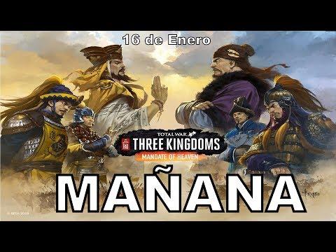 Nueva actualizacion y DLC: Total War Three Kingdoms MANDATE OF HEAVEN |