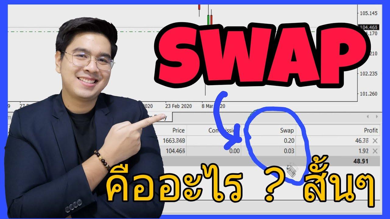 swap คืออะไร ? สั้นๆ