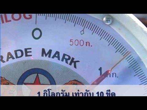 การชั่งน้ำหนักเป็นกิโลกรัมและขีด คณิตศาสตร์ ป.2
