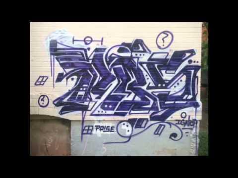 MELROSEandFAIRFAX: Suicide Rock - Salt Lake City Graffiti Pt 3/3