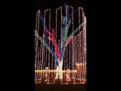 Wichita Falls Christmas Lights - Wichita Falls Christmas Lights - YouTube
