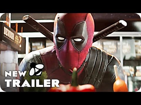 Playlist Deadpool 2 - All Trailers & Videos