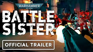 Warhammer 40,000: Battle Sister - Official Co-op Multiplayer Update Trailer | Oculus Gaming Showcase