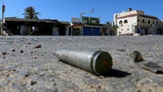 El horror de los civiles bajo asedio en Trípoli