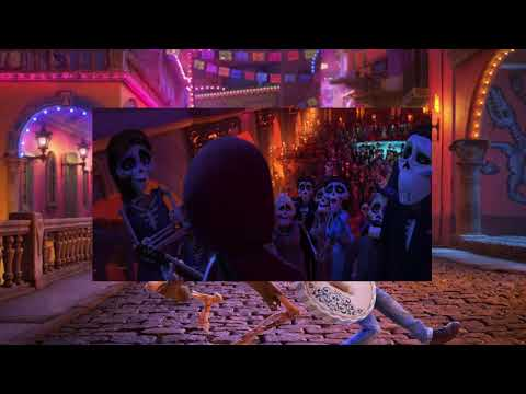 UKRAINIAN - The world is mi familia ( Movie ver.) (Coco)