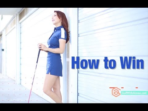 How to Win | Golf with Aimee