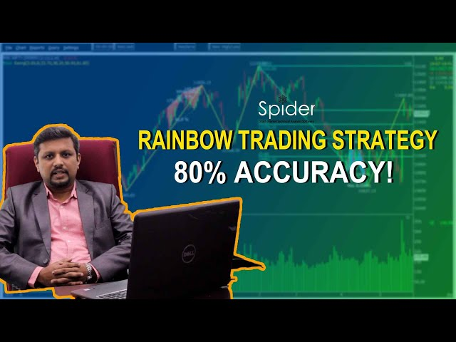 Rainbow Trading Strategy with 80% Accuracy   Heavy Profit   English Tutorial