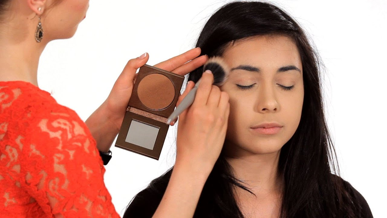 How To Use Bronzer Properly Makeup Tricks