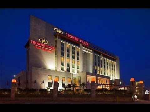 Crowne Plaza Okhla New Delhi Room 9004 Tour