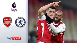 2 Traumtore! Gunners schocken Lampard-Elf | FC Arsenal - Chelsea 3:1 | Highlights - Premier League