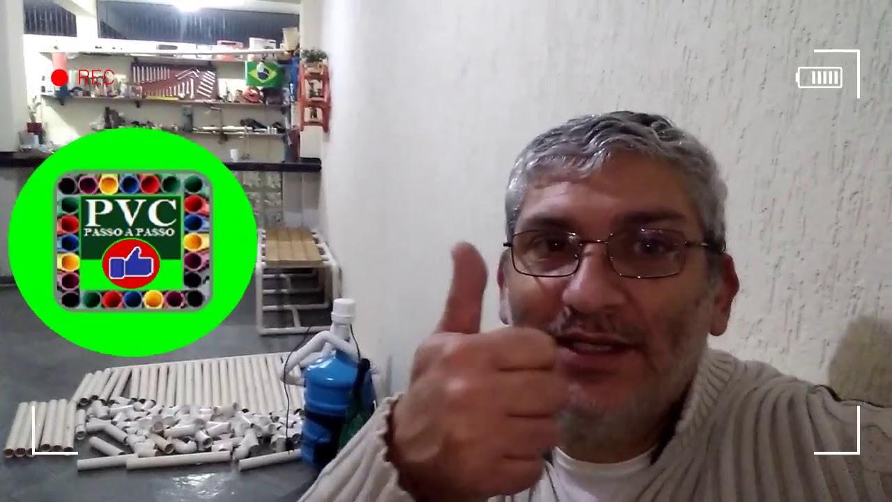 Você Pode Ajudar a Fazer Projetos com PVC