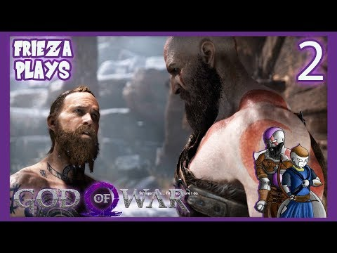 THIS BATTLES HYPE!!! FRIEZA PLAYS GOD OF WAR PART 2!