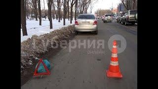 Хабаровчанка не была уверена в наезде на пешехода и позвонила в ГИБДД. MestoproTV