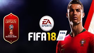 FIFA 18 WORLD CUP UPDATE - 10 THINGS YOU MISSED!