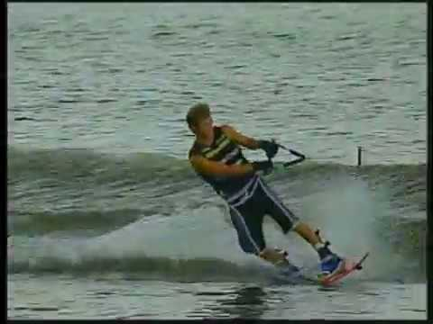 Shaun Murray 1998 Pro Wakeboard Tour - Hartford, CT