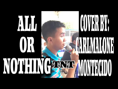 Tawag ng tanghalan;Carlmalone montecido: all for nothing