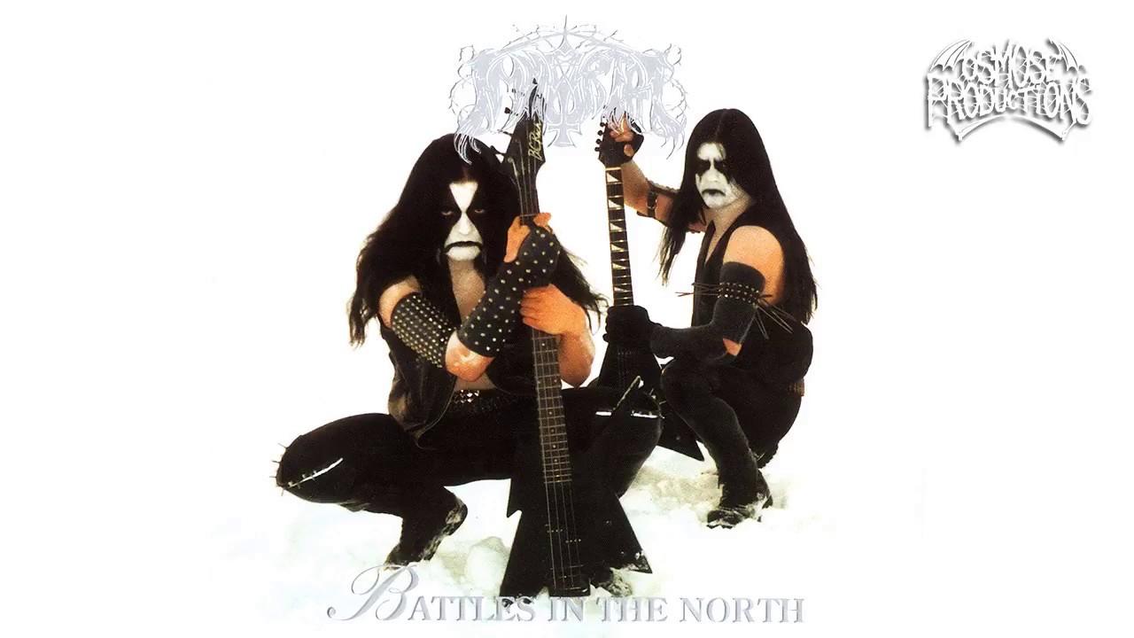 Download Immortal - Battles in the North (Full Album)