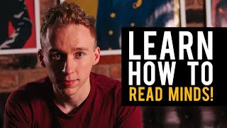 Learn How to Read Someone's Mind! Mind Reading Magic Tutorial!