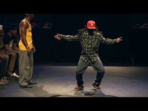 Dance Battle Alex Benth vs Joseph Go - I Love This Dance 2012