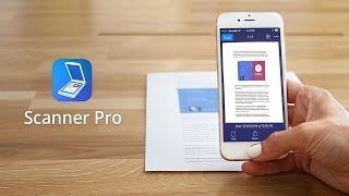 The Best Scanning App for the iPhone - Scanner Pro