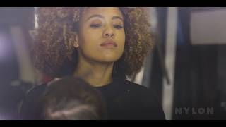 Baixar NYLON February Cover - Behind the Makeup - Ezinma