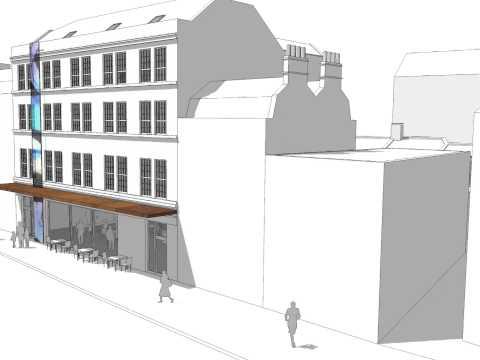 London Road Regeneration, Friends of Longacre Hall