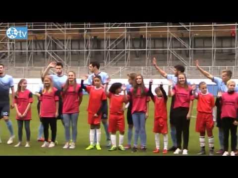 19. Spieltag: SV Stuttgarter Kickers vs TSG Hoffenheim II - Spielbericht + Interviews