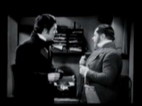 It's Port Bob-Christmas Carol 1938 - YouTube