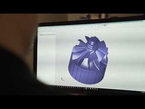 MTI Drives Workflow Efficiency with 3D Systems' DMP® Printers and 3DXpert™ Software