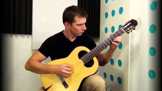 Carmen #Habanera on classical guitar (Cover). Played by Alexey Zdanov