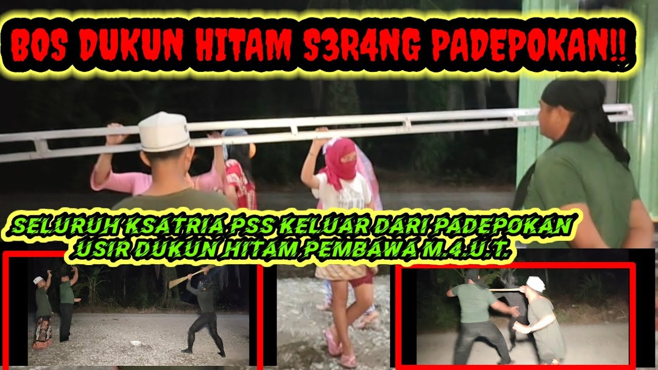 Download #MAMAZKARYO PANGLIMA DUKUN HITAM BERANIKAN DIRI DATANG KEPADEPOKAN!!