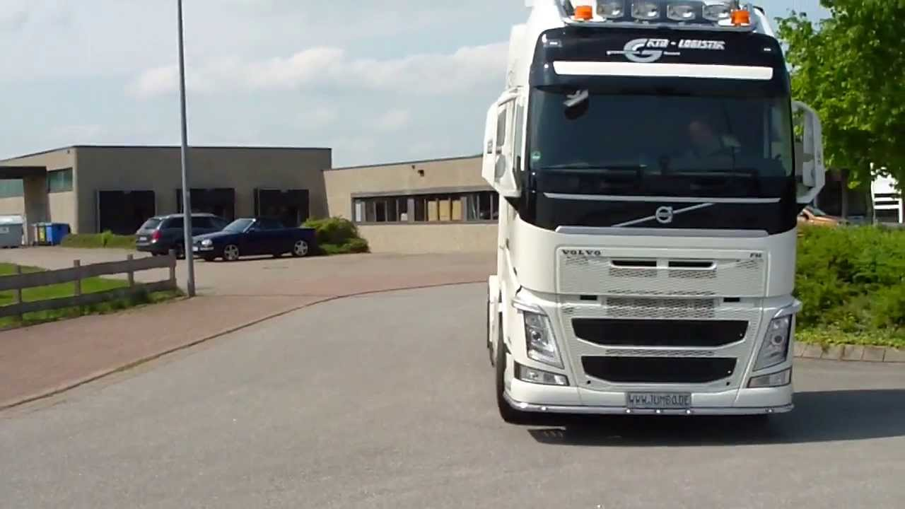 volvo fh4 bj 2013 bei jumbo fischer youtube. Black Bedroom Furniture Sets. Home Design Ideas