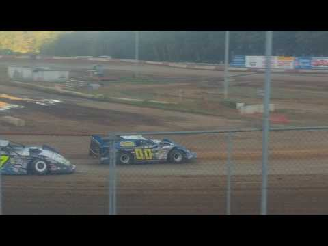 late model trophy dash 6 17 17 coos bay speedway