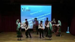 """Varnenski tanc"" Valentin Velikov Student ""Choreography"" specialty in Varna Free University"
