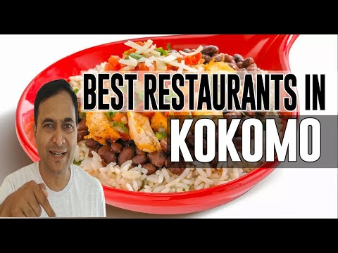 Best Restaurants And Places To Eat In Kokomo, Indiana IN