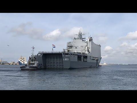 Marine op pad voor grootste NAVO-oefening sinds Koude Oorlog