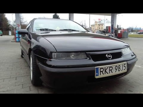 Opel Calibra - recenzja #4