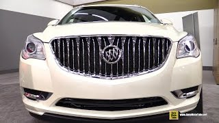 2015 Buick Enclave AWD - Exterior and Interior Walkaround - 2015 Ottawa Gatineau Auto Show