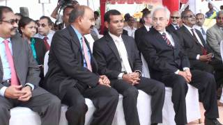 Repeat youtube video INIA new terminal groundbreaking ceremony