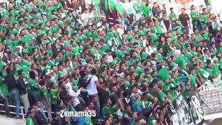 Raja vs Rac 2 - 0 du 30-12-2017, Jina o jabna m3ana les fumigènes