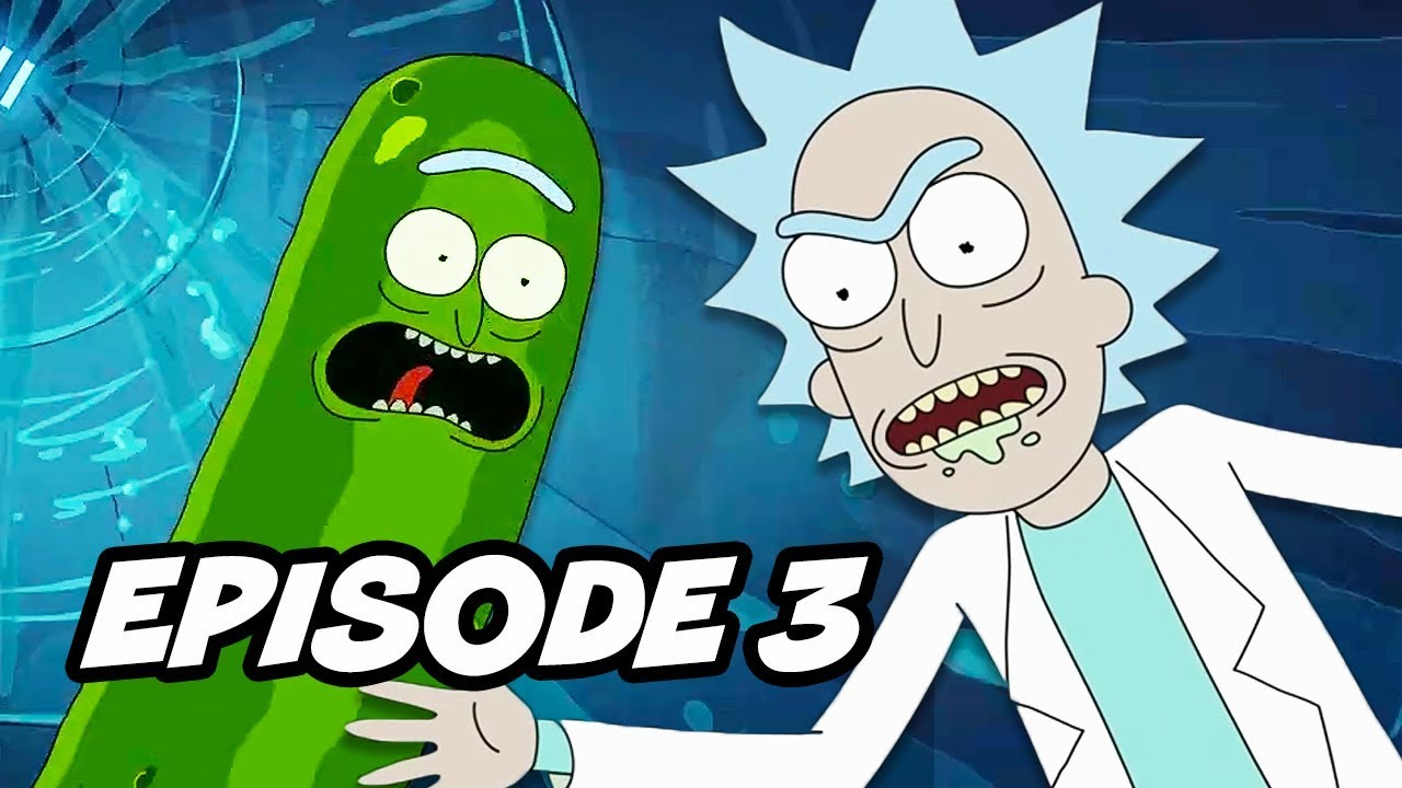 'Rick and Morty' Season 3, Episode 4 Review: Vindicators 3