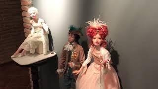 Куклы ручной работы Выставка в Тбилиси