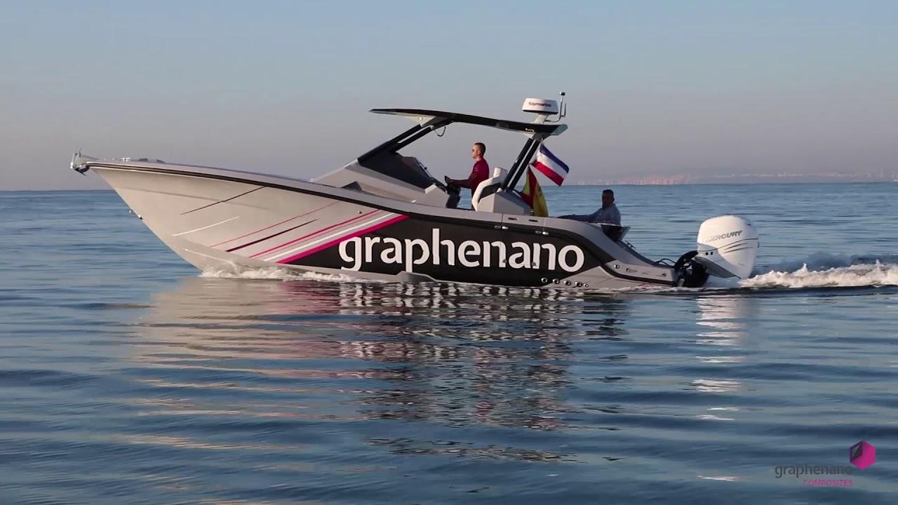 world's first graphene ship - Endless Sphere