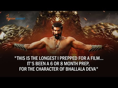 Thumbnail: Baahubali 2 | Interview With Rana Daggubati | Passion Story