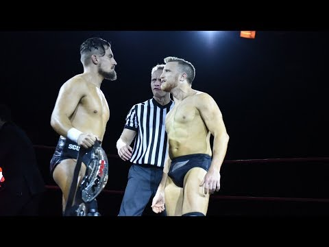 Marty Scurll vs. Travis Banks - WCPW Title Match (WCPW Loaded: October 12th, 2017 - Part 6)