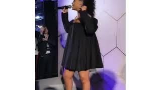 Rihanna: Instagram Story #FentyBeauty #FentyBeautyRiri #Paris #GalaxyCollection(8)