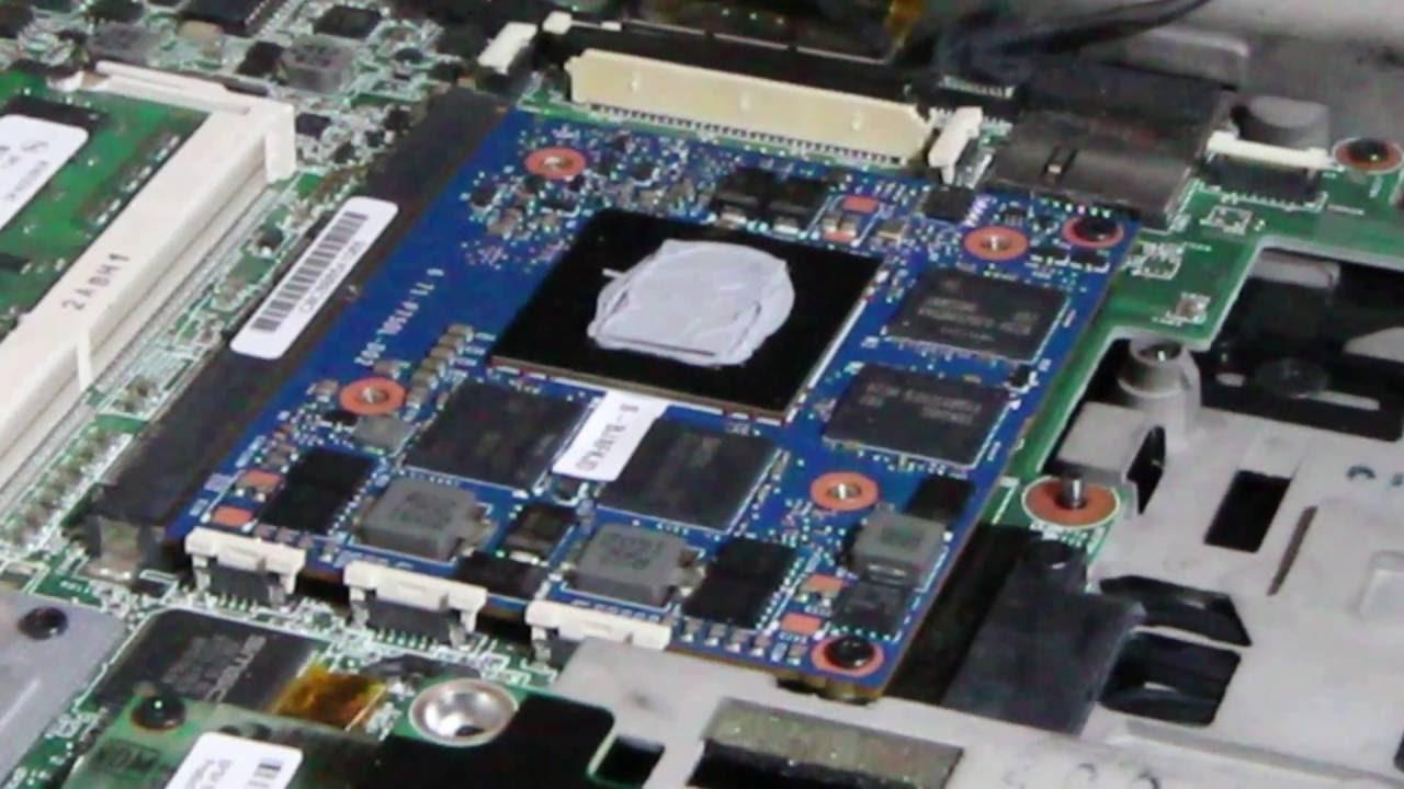[MXM Graphics Upgrade] HP EliteBook 8570w GeForce GTX 965M
