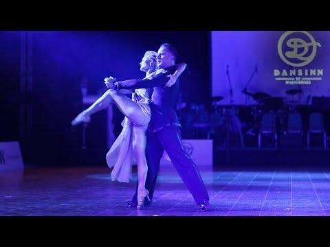 Ferdinando Iannaccone - Yulia Musikhina   Warsaw Int. Dance Champ. 2017 - ShowDance Rumba