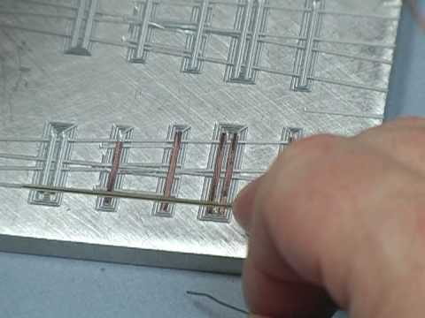 Building Z Scale Trackwork With Fast Tracks Tools