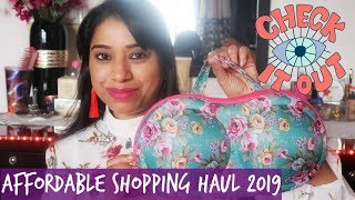 * Latest* Affordable Online Shopping Haul 2019 | Is It Worth buying from Yea3 ? | Indian Mom Studio